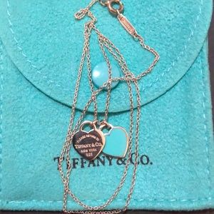 Tiffany & Co. Necklace (box/bag comes with full $